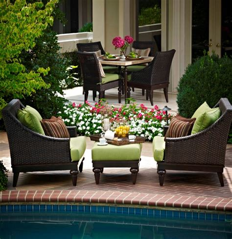 great collections of outdoor furniture traditional