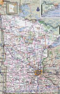 mn road map large detailed roads and highways map of minnesota state with cities vidiani com maps of all