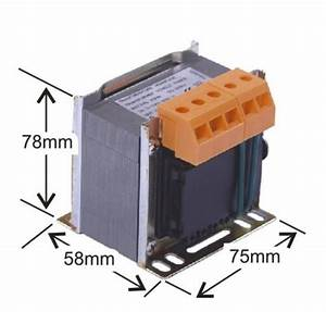 Step-Down Transformer used with some Hot Water Pressure ...