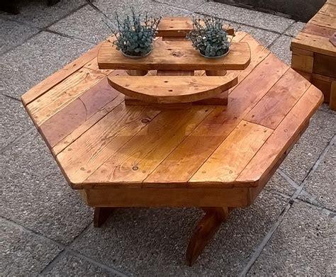 pallets  planter tables pallet ideas