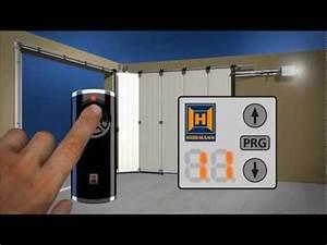 hormann video d39installation de porte de garage laterale With porte de garage laterale