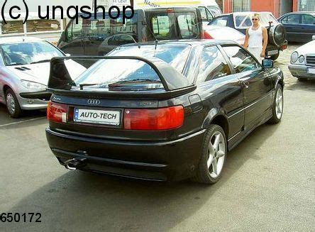 B4 Da Boat by Boot Spoiler Audi 80 B4 Only For Coupe