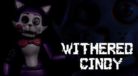 Withered Cindy Wallpaper By Springtrapmlgswag On Deviantart