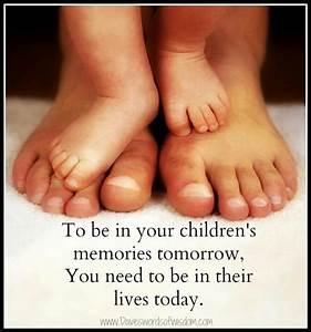 Spend time with your kids....AMEN! They grow up so fast. I ...