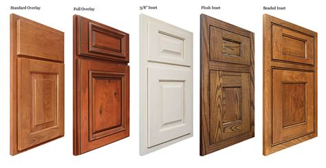 Shiloh Cabinetry Cabinet Styles Overlays