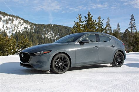 mazda review  drive  awd model hatch