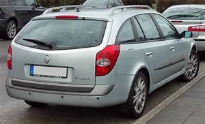 File Renault Laguna Ii Grandtour Rear 20091128 Jpg