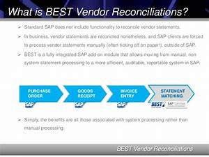 vendor reconciliation in sap With supplier reconciliation template