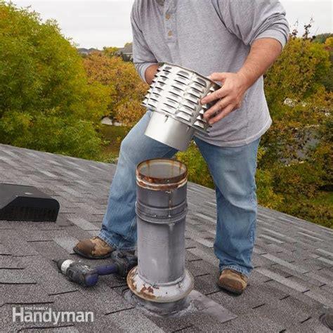 replace  rain cap  family handyman