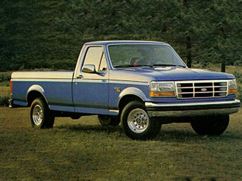 1993 Ford F150 Reviews, Specs And Prices