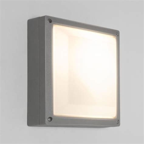 7119 arta 210 square outdoor wall light the lighting