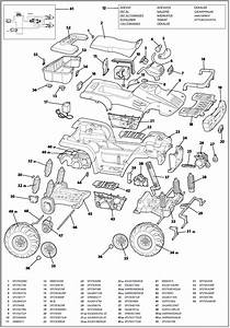 Polaris Sportsman 2x  X2  Igod0032 Igod0035 Parts
