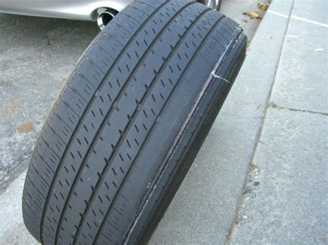 What's With Your Uneven Tire Tread