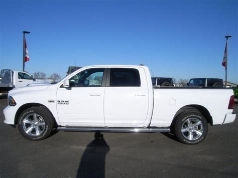 Dodge ram 1500 white automatic wisconsin   Mitula Cars