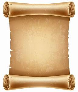 Old Scrolled Paper PNG Clipart Image | Scrolls PNG ...