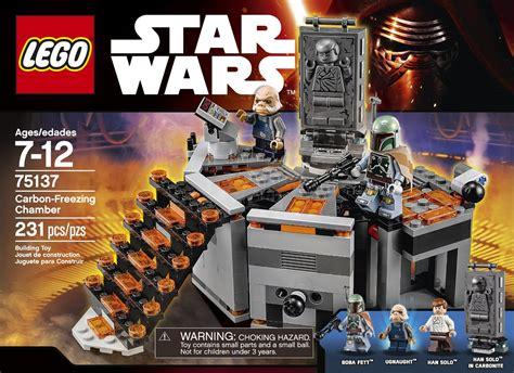 shopping  lego star wars carbon freezing chamber