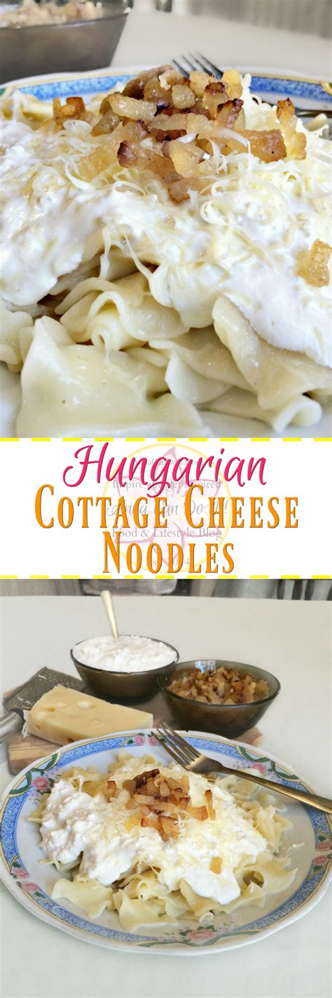Hungarian Cottage Cheese by Hungarian Cottage Cheese Noodles Can Do It