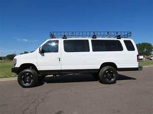 Find used 2008 Ford E 350 15 Passenger 4x4 Van Custom