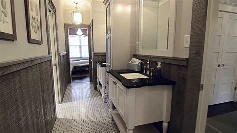 Great Configuration For Jack And Jill Bathrooms