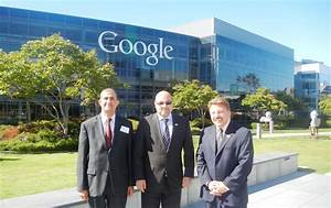 Ambassador Faily Visits American Technology Companies in ...