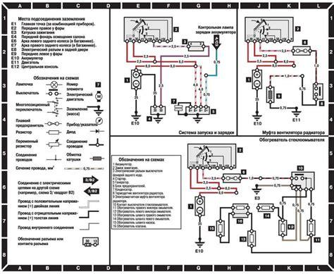 1972 250c Ignition Wiring Diagram by схема электропроводки мерседес 124 замена проводки своими