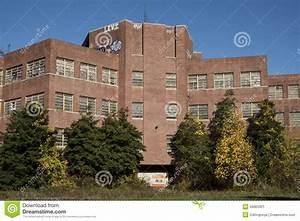 Abandoned Building 5 Stock Photo - Image: 55865901