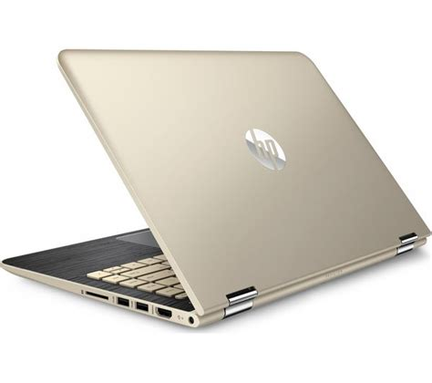 Merk Laptop Hp Pavilion X360 buy hp pavilion x360 2 in 1 gold free delivery currys