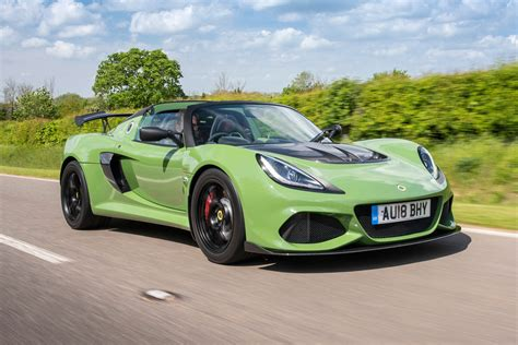 New Lotus Exige Sport Review Auto Express