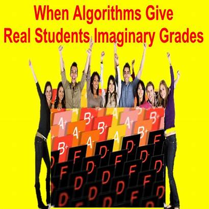 Algorithms Students Give Reform