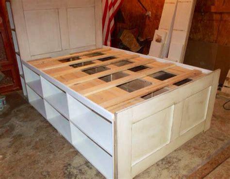 twin platform storage captains bed  storenvy