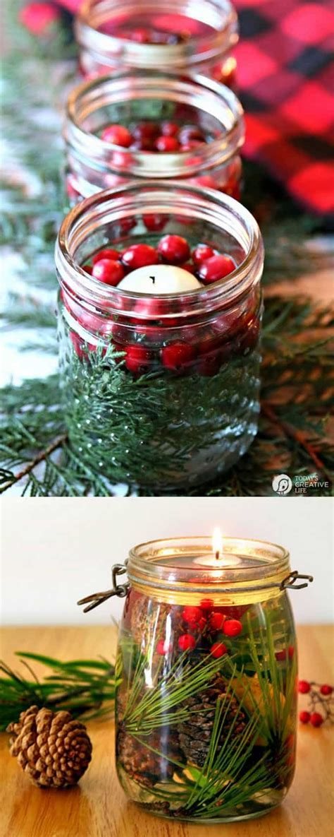 27 Gorgeous DIY Thanksgiving & Christmas Table Decorations