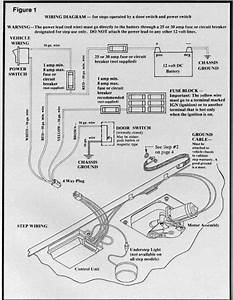 Wiring Diagram For Kwikee Step Module