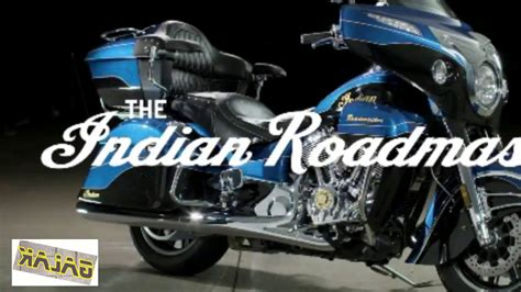 Indian Roadmaster 2019 by 2019 Indian Roadmaster Elite All New 2018