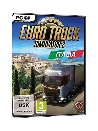 Simulator Euro Truck Italia Dlc Pc Edition