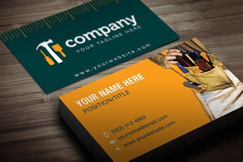 handyman business card templates oxynuxorg