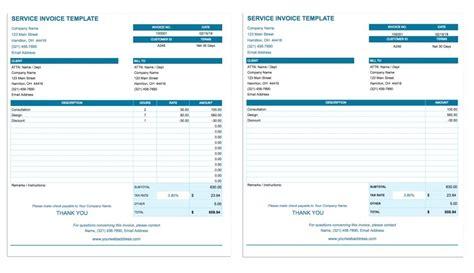 Factuur Excel Template RGI15 - AGBC