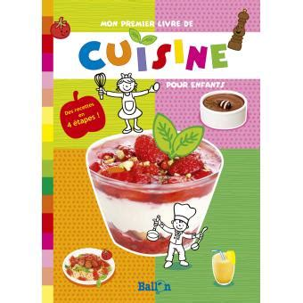 fnac livre de cuisine mon premier livre de cuisine broché collectif achat livre achat prix fnac