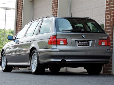 Bmw 5 Series Wagon by 2002 Bmw 5 Series Wagon The Wagon