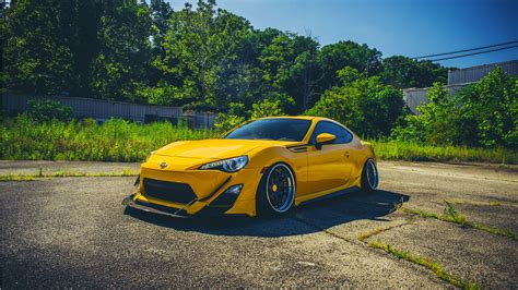 Hd Car Wallpapers by Scion Frs Stance Wallpaper Hd Car Wallpapers Id 5667