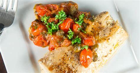 mediterranean sauces fish recipes yummly