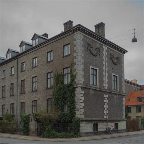 English Row Houses — Copenhagen By Design