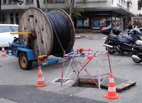chambre de tirage fibre optique touret infos réseaux com