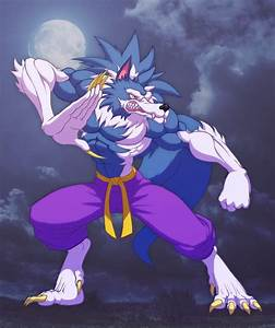 17 Best images about Jon Talbain - Gallon - Darkstalkers ...