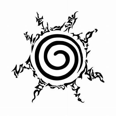 Naruto Seal Tattoo Trigrams Eight Tatuajes Seals