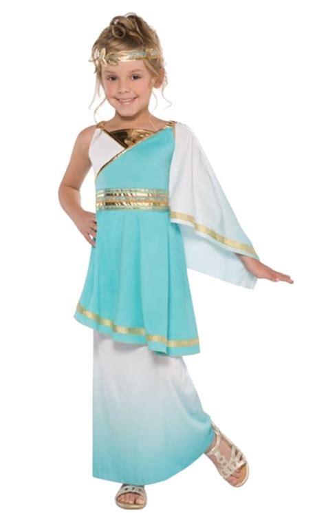 Venus Girls Goddess Fancy Dress Costume 97013 | Karnival Costumes