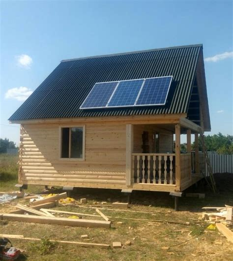 Солнечные батареи как рассчитать мощность для дома советы