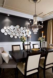 Dining room furniture and lighting ideas tailored