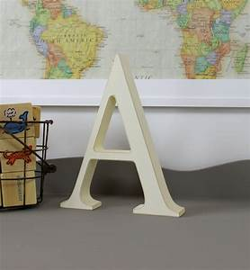 wood letters free standing wooden letters alphabet decor With free standing decorative alphabet letters