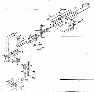Craftsman 139652030 Garage Door Opener Parts