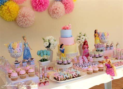 Kara's Party Ideas Disney Princess Birthday Planning Ideas